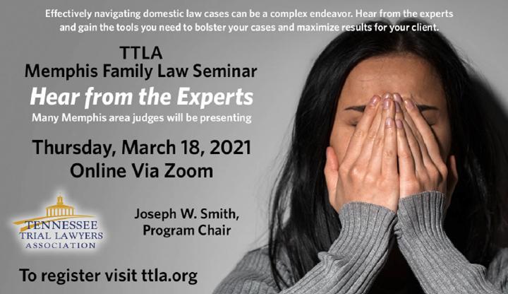 Join Us: TTLA 2021 Domestic Law Forum