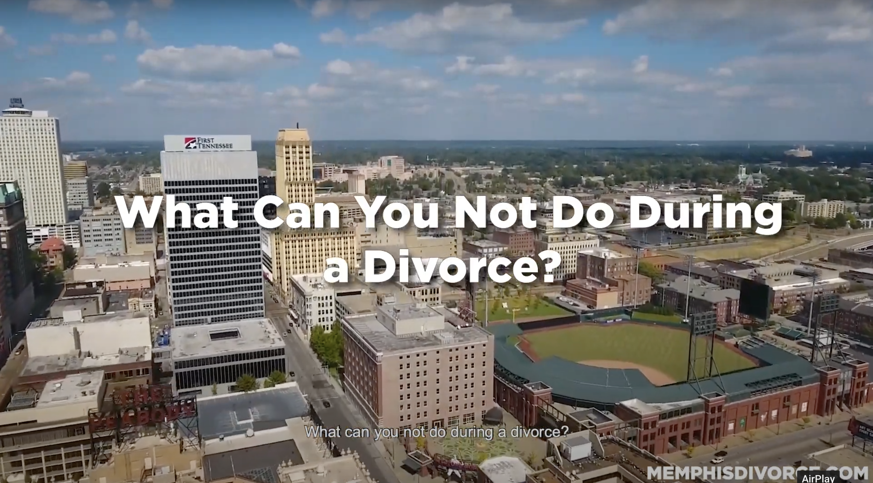 What Can You Not Do During a Divorce? by Miles Mason Family Law Group