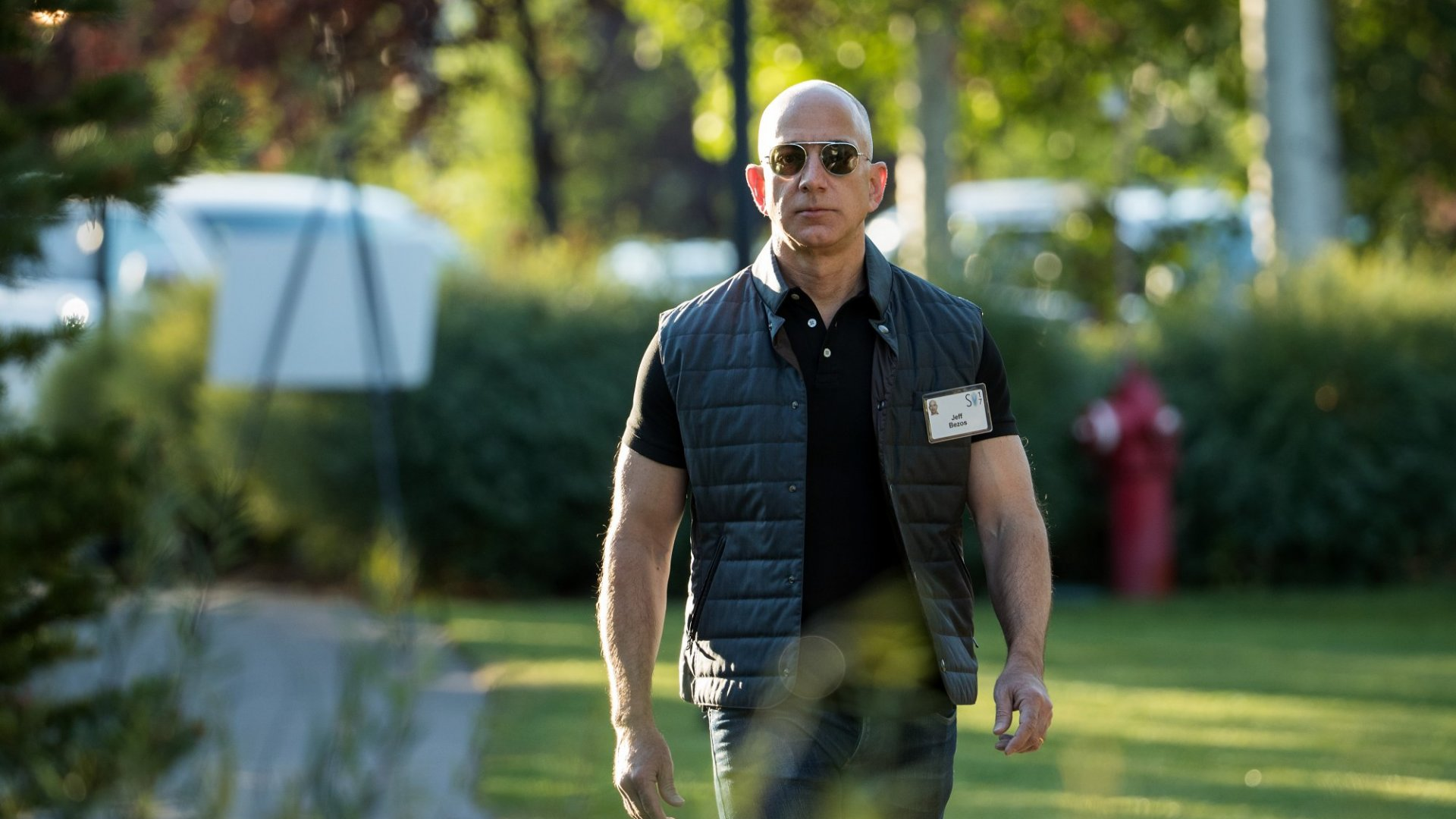 Does Jeff Bezos need a prenup? Do you? Does your child?